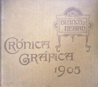 Anuario de Blanco y Negro. 1905